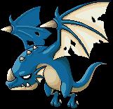 Chaos Blue Wyvern